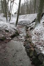 Photo: V podstate hneď tvorí malý potok