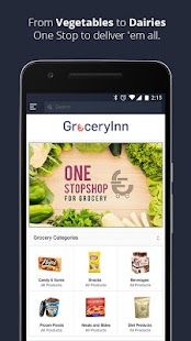 GroceryInn- screenshot thumbnail