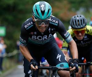 """Patrick Konrad over 3e plaats in Giro: """"We probeerden met Peter Sagan te winnen"""""""
