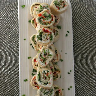 Vegetable Roll Up