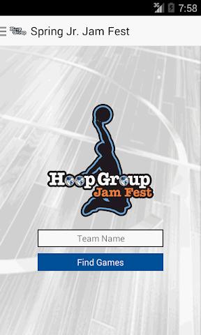 android Hoop Group Screenshot 1