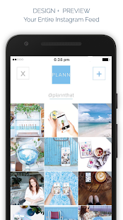 Plann: Preview, Analytics + Schedule for Instagram- screenshot thumbnail