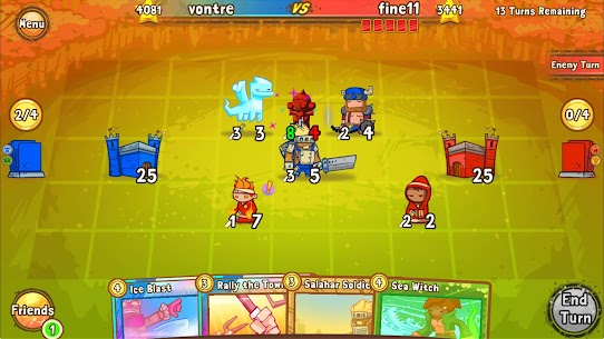 Cards and Castles 3.5.51 Android Mod APK 2