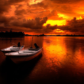 by Lawrence Chung - Landscapes Sunsets & Sunrises (  )