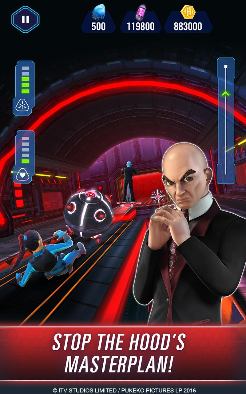 Thunderbirds Are Go: Team Rush screenshot #3