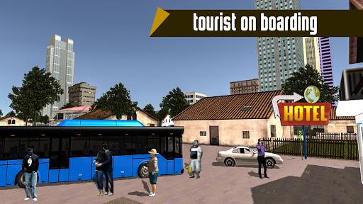 Tourist Bus Simulator 2017 5D 1.0 screenshots 2