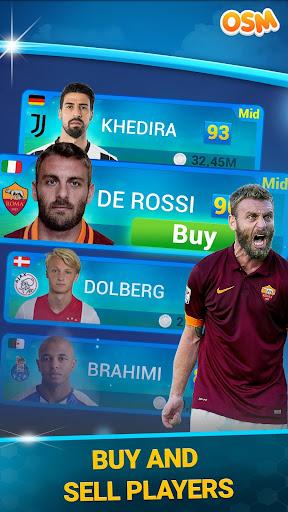 Online Soccer Manager (OSM) - Football Game  screenshots 4