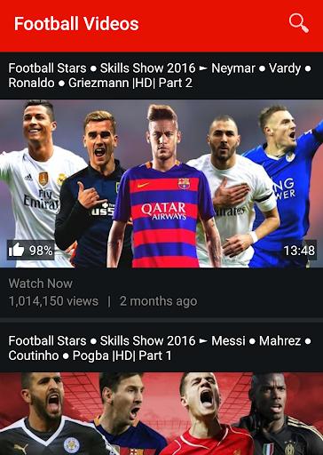 Football Videos