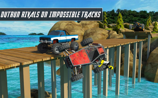 Offroad Dune Buggy Car Racing Outlaws: Mud Road 1.3 Mod screenshots 5