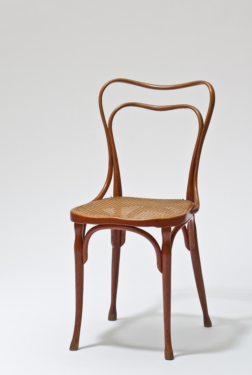 Side Chair for the Café Museum - Adolf Loos — Google Arts & Culture