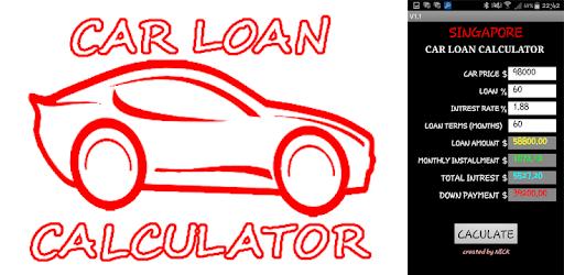 Singapore Car Loan Apps On Google Play