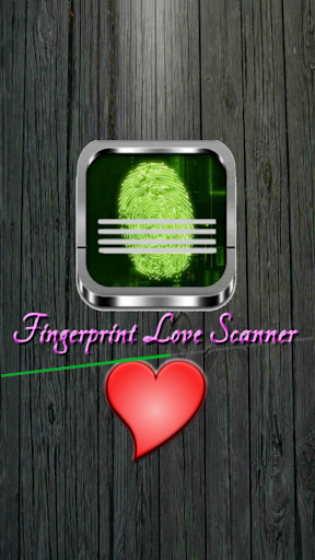 指紋掃描儀的愛惡作劇