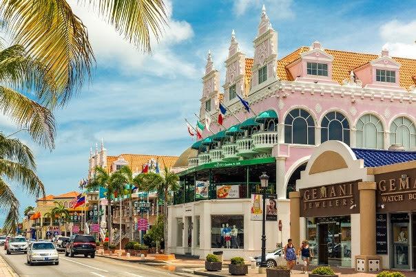 Aruba Downtown