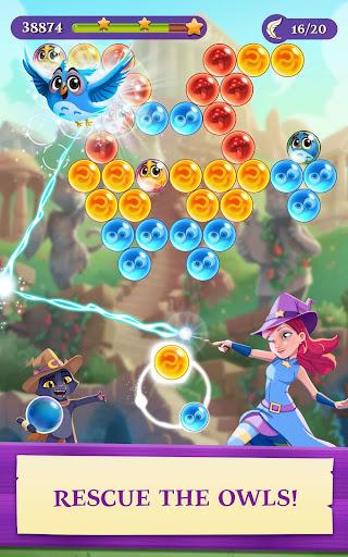 Bubble Witch 3 Saga screenshot 13