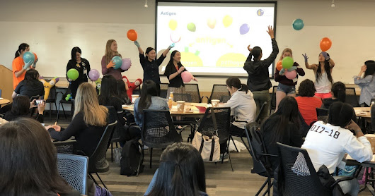 "WIB-San Francisco YWIB: ""Dancing with the Flu"" - The Science Behind Antibody Discovery and Production, February 6, 2018"