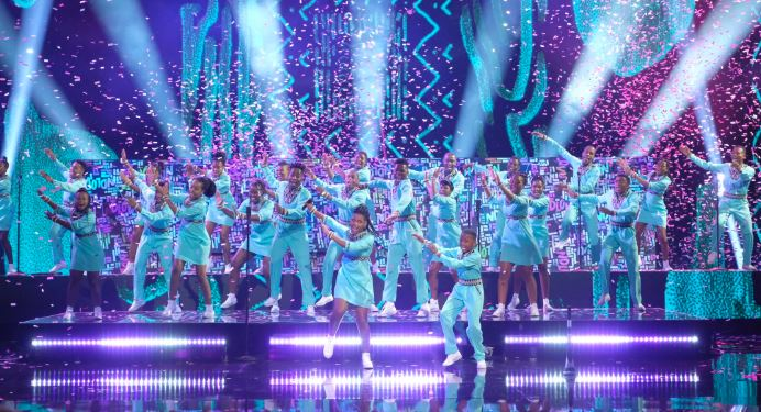 Halala! Ndlovu Youth Choir makes 'America's Got Talent' final