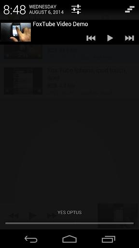 FoxTube - YouTube Player  screenshots 5