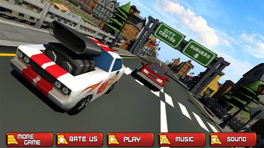 Turbo Racing Sport Car Traffic 1.1
