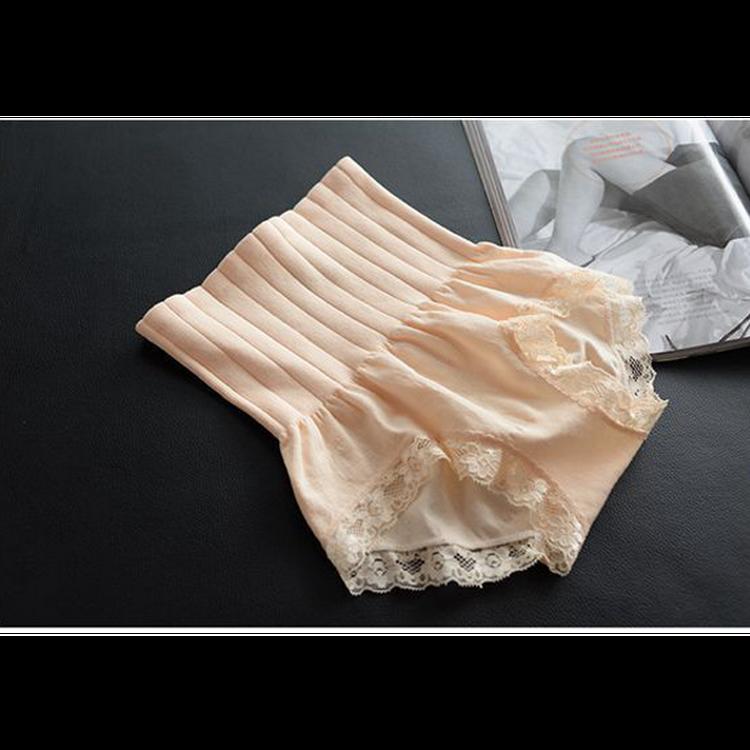 Munafie instant sliming highwaist sliming shaping panty (BLACK)