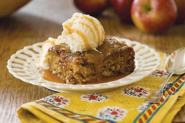 Caramel Apple Brownies Recipe