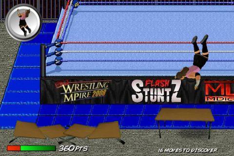 Flash StuntZ (Wrestling) 1.7 screenshots 2