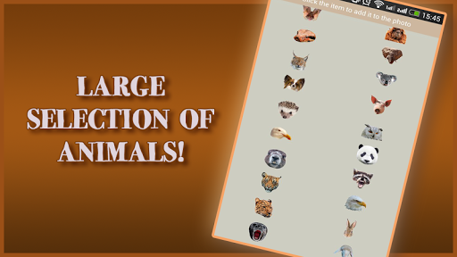 無料摄影AppのAnimal Faces - Make Me Furry|記事Game