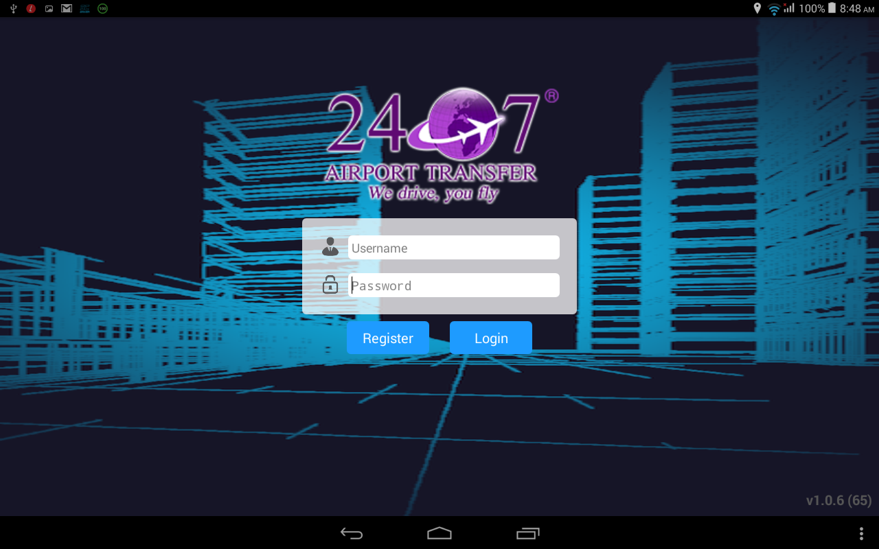 247 Airport Transfer- screenshot
