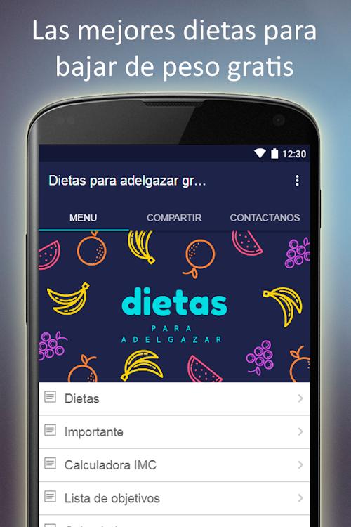 Las mejores apps gratis para adelgazar