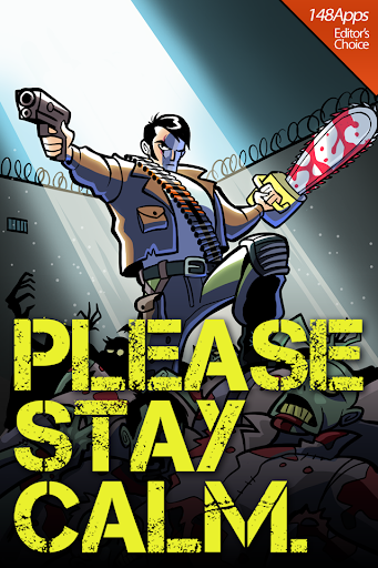Please Stay Calm ™ - Zombies