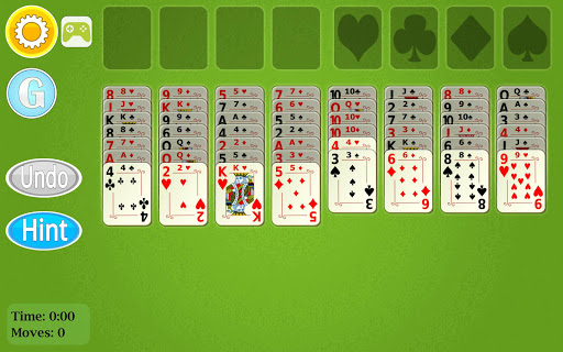 FreeCell Solitaire Mobile android2mod screenshots 13