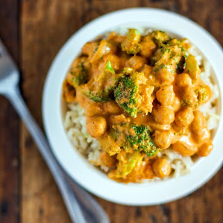 5 Ingredient Coconut Curry.