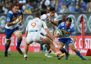 Cheslin Kolbe of the Stormers during the Super Rugby Quarter final between DHL Stormers and Chiefs at DHL Newlands on July 22, 2017 in Cape Town, South Africa.