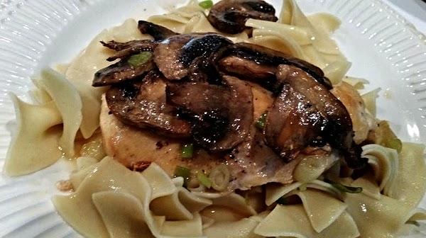 ~ Simple Pleasures Chicken Marsala ~ Recipe