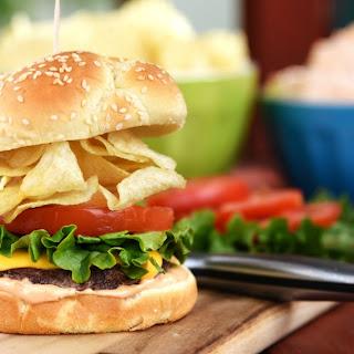 All-American Burger.