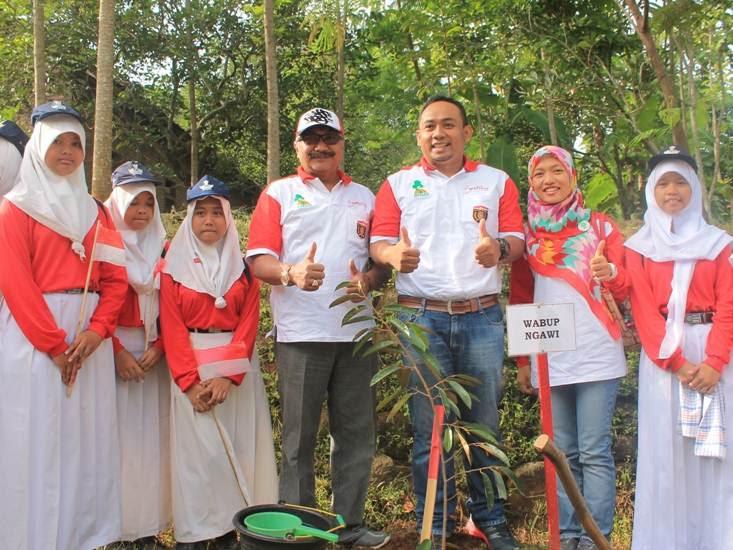 Dinas LHK Kabupaten Ngawi