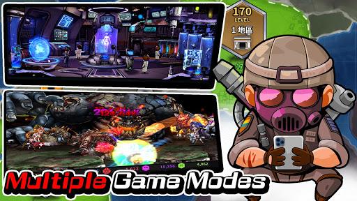 Merge Zombie: idle RPG 1.6.2 screenshots 7