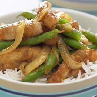 Chicken Madras Curry.