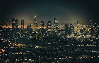 Photo: Los Angeles - Blade Runner - Ffrom