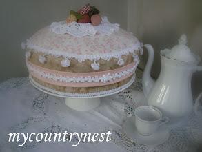 Photo: torta aperta