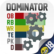 Footballguys Fantasy Football Draft Dominator 2018