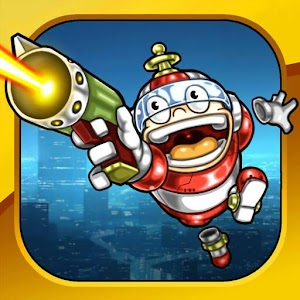 City War: Robot Battle icon do jogo