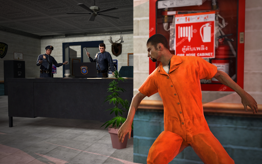Rules of Prison Escape 2019 apktram screenshots 8
