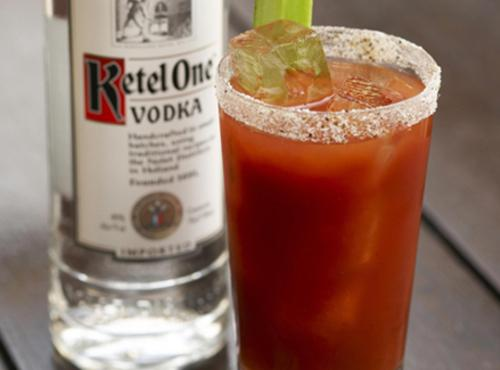 First, have a Bloody Mary.
