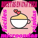 Recetas en Taza para Microondas icon
