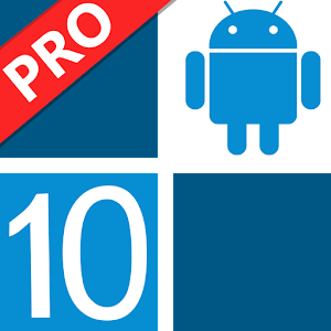 Win 10 Launcher : Pro icon do Aplicativo
