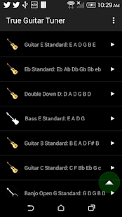 True Guitar Tuner - náhled