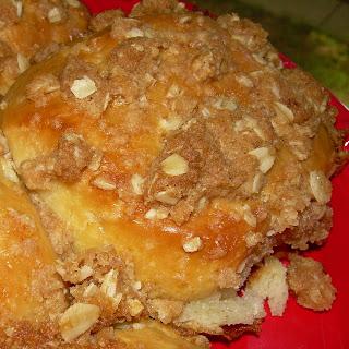 Crumb Buns
