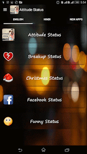 Attitude Status App Download For Android and iPhone 1