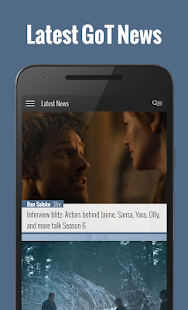 Winter is Coming - GoT News- screenshot thumbnail