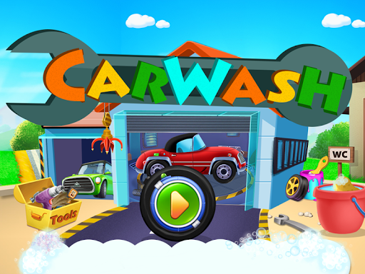 Car Wash & Pimp my Ride * Game for Kids & Toddlers 1.5 screenshots 1